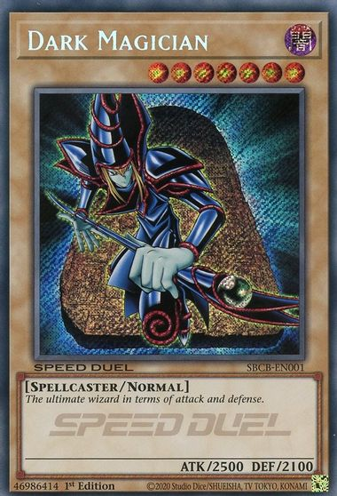 Dark Magician DPBC-EN008 Super Rare 1st Edition NM CARDBRAWLERS.COM
